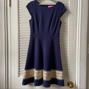 NWT Lilly Pulitzer Fit and Flare Dress Size 4